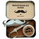 Kit Moustache Men's Society contenu