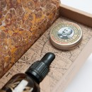 Coffret-Cadeau Barbe et Moustache Booze and Baccy
