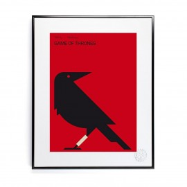 Poster Game of Thrones - Exergian