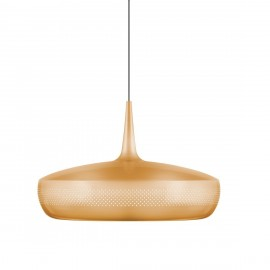 Suspension Clava Dine Brushed Brass Vita