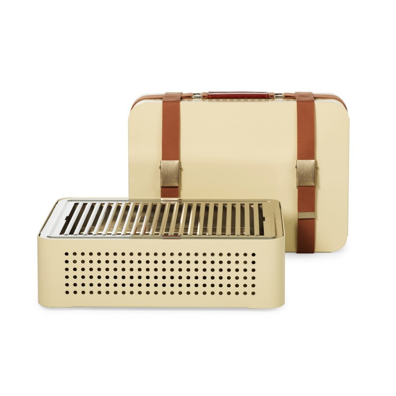 Barbecue Portable Mon Oncle Beige
