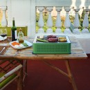 Barbecue Portable Mon Oncle vert
